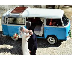 Pulmino volkswagen wedding salerno