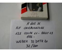 kit revisione carburatori auto d'epoca
